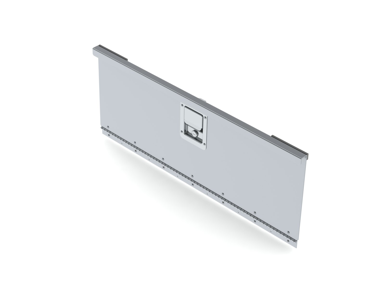 Ranger Design Lockable Aluminum Door (32 7/8''w x 12 1/16''h),7733 by American Truck Equipment