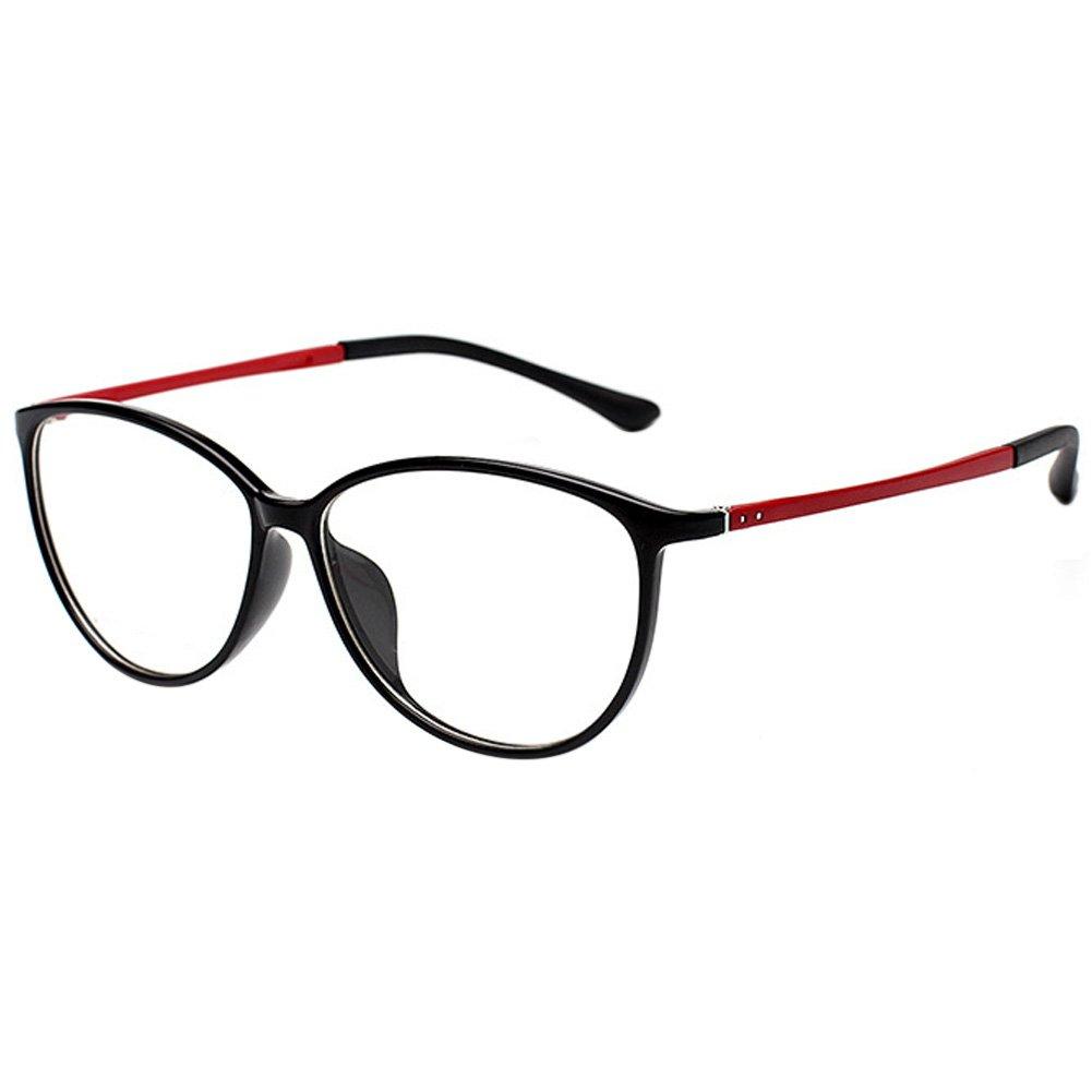 Zhuhaixmy TR90 Ultraleicht Cat Eye Rand Kurzsichtigkeit Spiegel ...