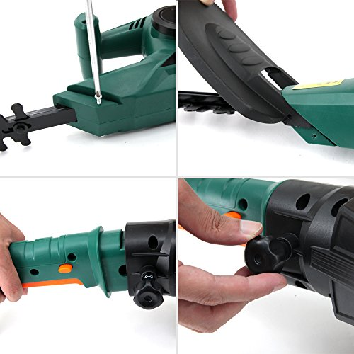 Buy electric hedge trimmer 2017
