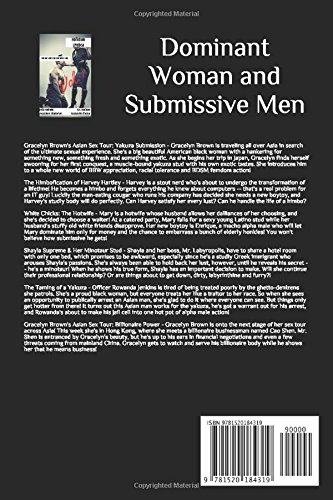 Consider, that domination and submission for men something