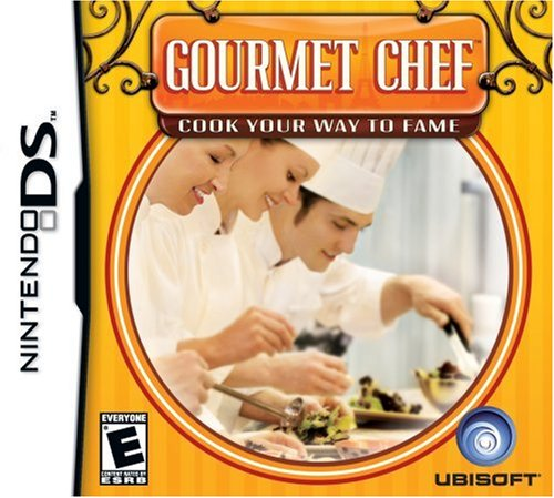 Gourmet Chef: Cook Your Way To Fame – Nintendo DS