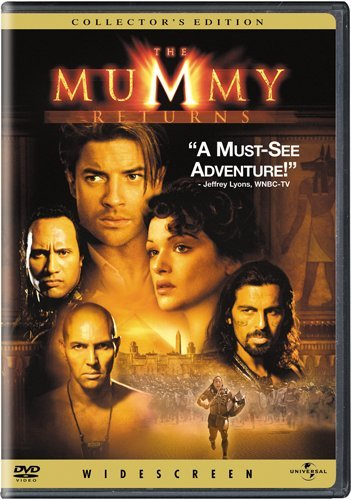 The Mummy Returns (Widescreen Collector's Edition) - The Mummy Brendan Fraser Costume