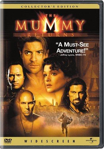 The Mummy Returns (Widescreen Art-lover's Edition)