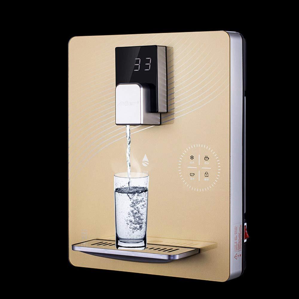Y&XX Dispensador De Agua Caliente, Dispensador Eléctrico De Agua Instantáneo, Panel Táctil Inteligente LCD, Temperatura Ajustable Ultra Silenciosa, 2200 W, ...