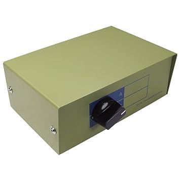 Bluecharge Direct - Caja de interruptores manual para impresoras ...