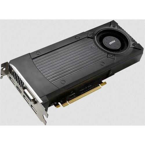 MSI GTX 960 2GD5 GeForce GTX 960 2GB 128-Bit GDDR5 HDCP Ready SLI Support ATX Video Card (MSIGTX 960 2GD5 )
