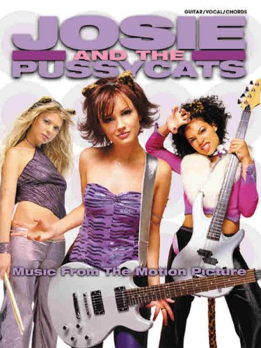 Josie and the Pussycats (Music from the Motion Picture): Guitar/Vocal/Chords