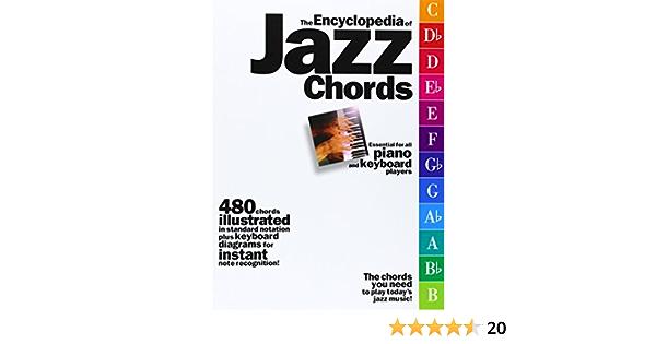 The Encyclopaedia of Jazz Chords: Amazon.es: Long, Jack ...