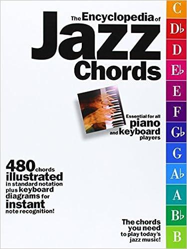 Encyclopedia Of Jazz Chords Jack Long 9780711946682 Amazon Books