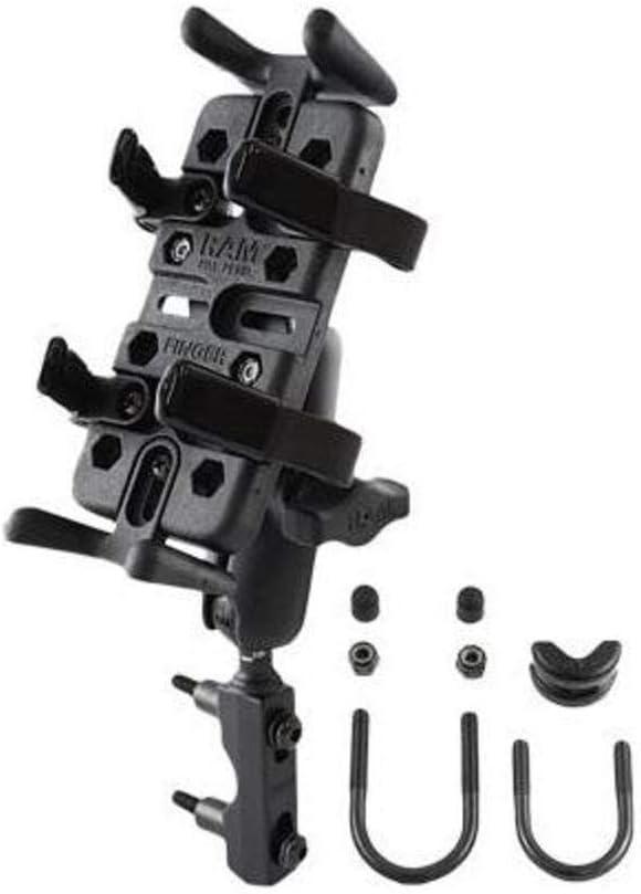 B004D08LA4 RAM MOUNTS (RAM-B-174-UN4 Combination Brake/Clutch Reservoir U-Bolt Mount with Universal Finger-Grip Holder 51kG2BchEVSL.SL1000_