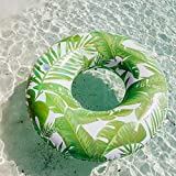 FUNBOY Inflatable Pool Tube Float Raft, Luxury, and Pool Party