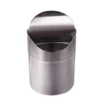 Amazoncom Oceanec Recycling Trash Can With Lid Fashion Mini