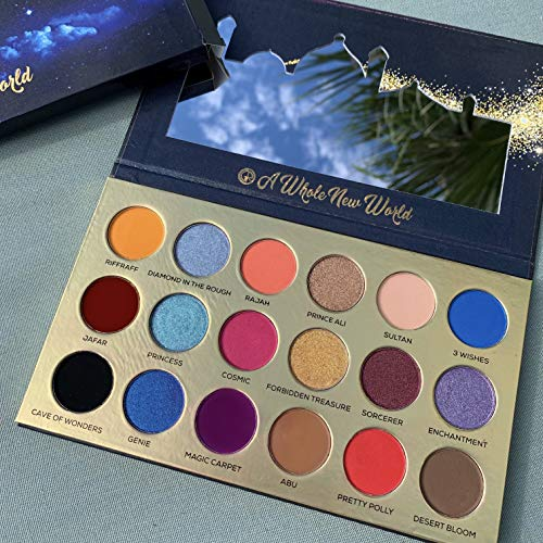 A Whole New World Palette