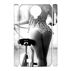 Customized 3D Cell Case for SamSung Galaxy S4 I9500 with Sexy Girl shsu_1983030 at SHSHU