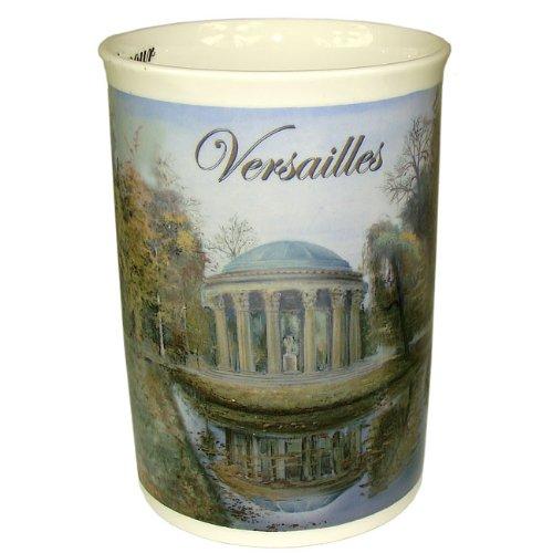 Claudie Franel - Palacio de Versalles taza de porcelana: Amazon.es: Hogar