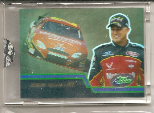 Ricky Rudd 2003 eTopps NASCAR Uncirculated Card - 2164 Print Run
