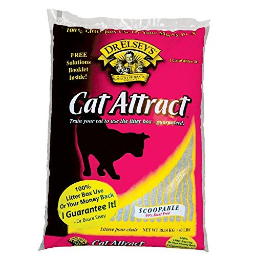 Dr. Elsey's Cat Attract Cat Litter 51kG0BgMQFL