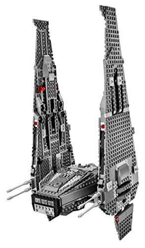 Lego Star Wars Kylo Rens Command Shuttle 75104 Building Kit Greedos
