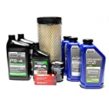 2015-2016 RZR 900 S 4 Complete Service Kit, Oil Change, Air Filter - Fits All Models