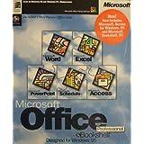 Microsoft Office 95 Professional & Microsoft Bookshelf 95