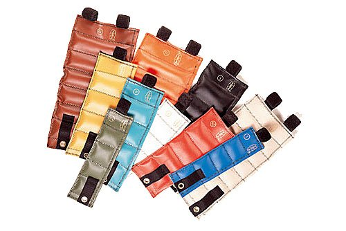 Hausmann Wrist/Ankle Weights - Set of 16 - Assorted Weights by Hausman