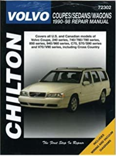 Volvo s70 c70 and v70 service and repair manual haynes service and volvo coupes sedans and wagons 1990 98 haynes repair manuals fandeluxe Images
