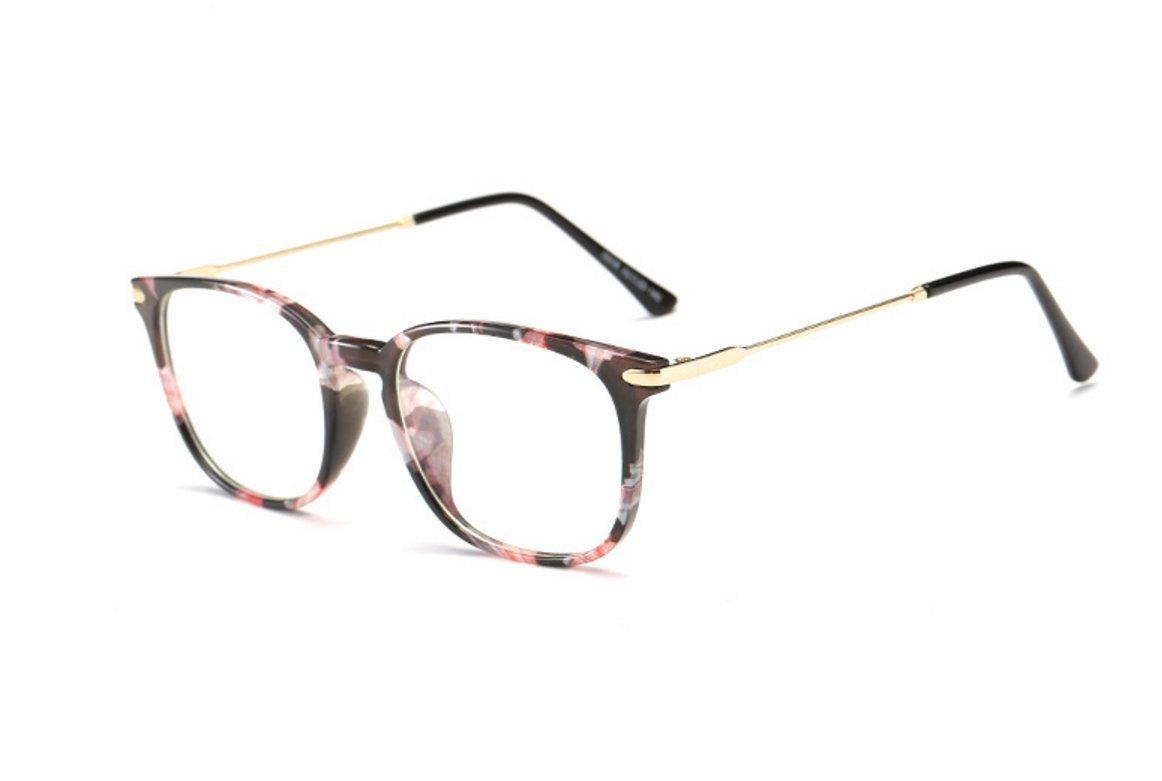 Pengmma occhiali da lettura computer TV radiation Protection occhiali (marrone) ZaNsx9eR9J