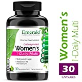 Cheap Emerald Laboratories – Women's Multi Vit-A-Min (1-Daily) – Complete Daily with CoEnzymes + Extra Vitamin B6 & Calcium – 30 Vegetable Capsules