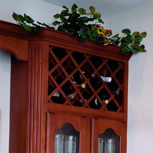 17X29 Red Oak Lattice Panels