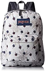 Jansport Unisex Superbreak Goose Grey Urban Oasis Backpack