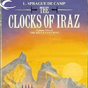 The Clocks of Iraz Audiobook
