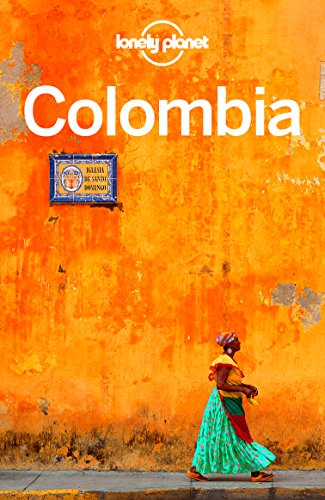 Lonely Planet Colombia (Travel Guide) cover