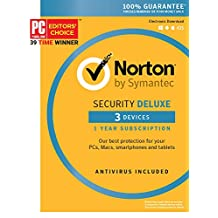 Norton Security Deluxe - 5 dispositivos