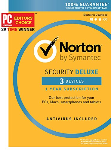 Norton Security Deluxe Device Card product image