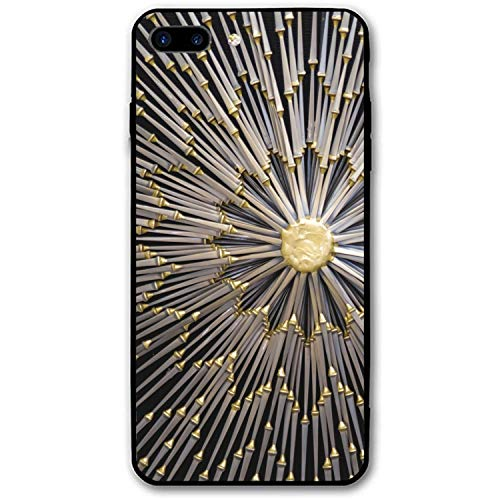 - iPhone 7 Plus Case/iPhone 8 Plus Case, Sunburst Slim-Fit Anti-Scratch Case Compatible for iPhone 7/8 Plus