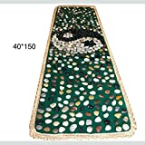 EliteShine Christmas Gifts for Daddy Massage Mat Yin-Yang Health Care Reflexology Massage Yoga Mat Garden Massage Mat Home Rug