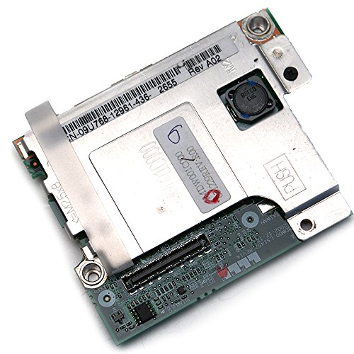 Genuine Dell 9U768 Insprion 5100 5150 Notebook Laptop ATI Radeon 7500 32MB Video Graphics Card Compatible Parts Numbers: 09U768 9U768 CN-09U768-12961-364-7387 09U768 09U768 LS-1452, Y1871 Y0707 M5322 F5531 P6959 R7729 ()