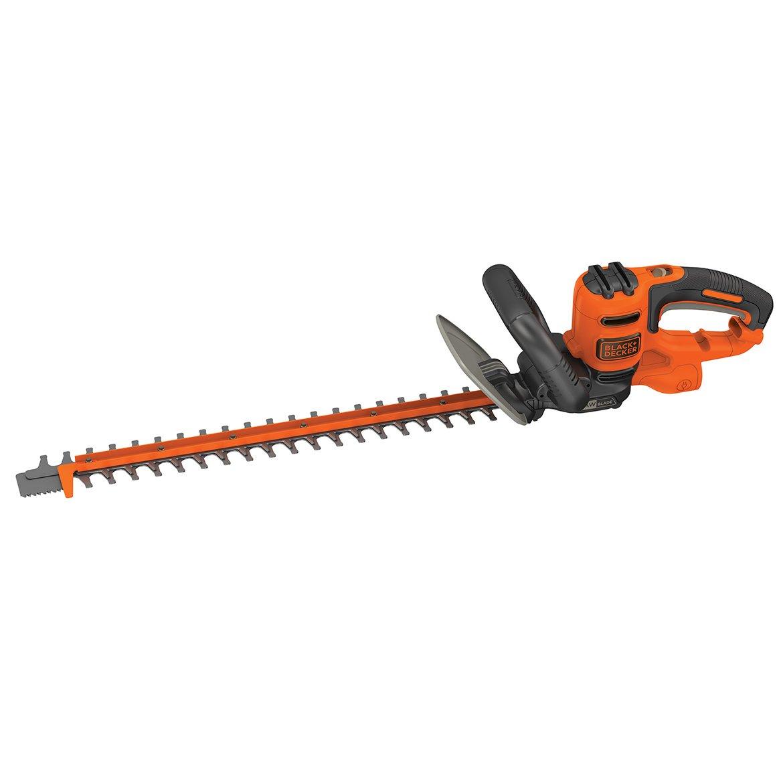 BLACK+DECKER BEHTS400 22'' Sawblade Electric Hedge Trimmer