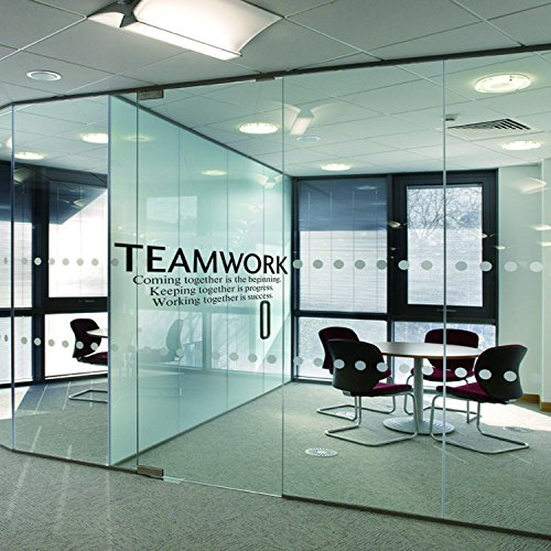 N sunforest quotes wall decal teamwork definition office for Definition for mural