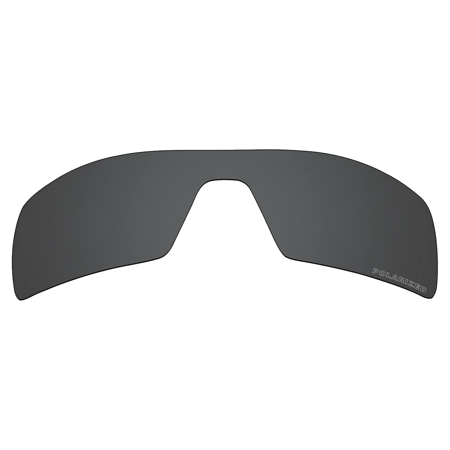 23fb724fb2 Amazon.com  Tintart Performance Lenses Compatible with Oakley Oil Rig  Polarized Etched-Carbon Black  Clothing