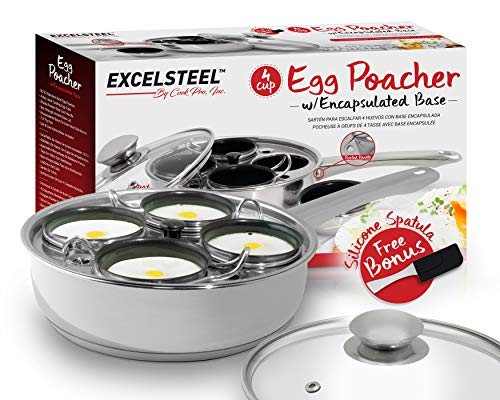 Non-stick Egg Poacher