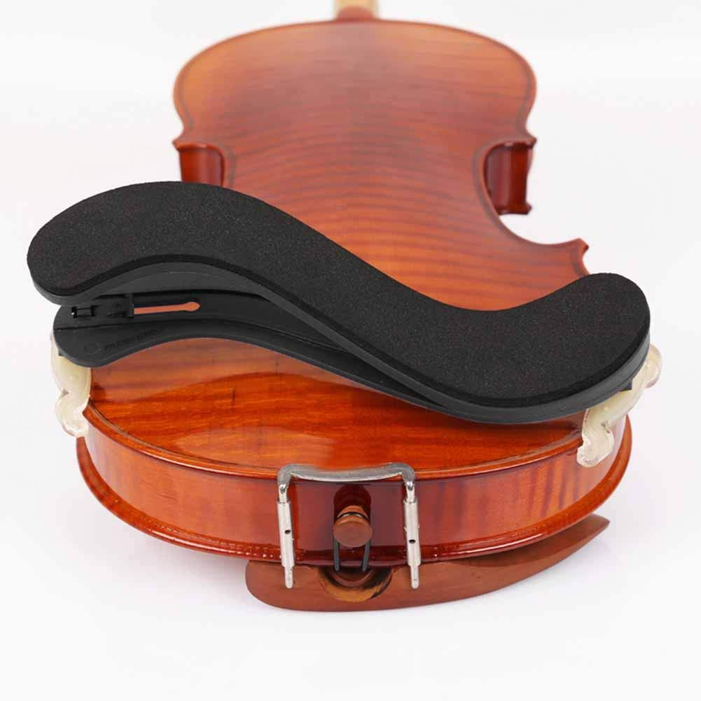 Universal Violin Shoulder Holder Musical Instrument Accessory for Adults Students Violin Shoulder Rest for 3//4 4//4 Violin