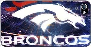 Denver Broncos iPhone 4-4S Case v11 3102mss by ruishername