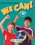 We Can! 生徒用テキスト(CD付) 4/Student book with CD 4