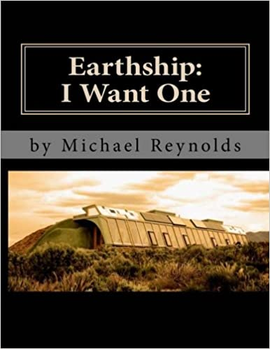 The first steps. Earthship I Want One