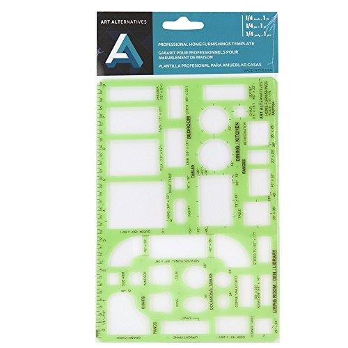 Art Alternatives Professional Home Furnishing Template 1/4