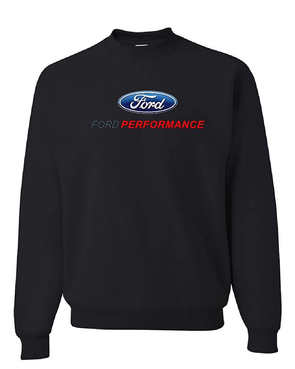 Ford Performance Crew Neck Sweatshirt Ford Mustang GT ST Racing