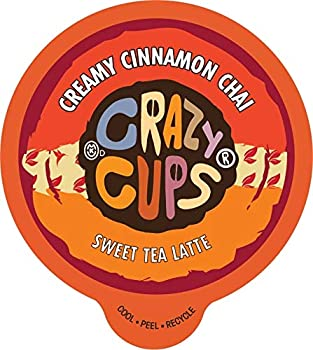 Crazy Cups Chai Latte K-cups