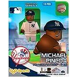 OYO MLB New York Yankees Michael Pineda Generation 4 Mini Figure, Small, Black