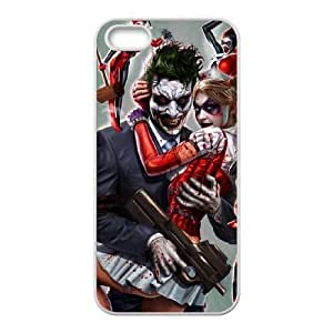 iPhone 5, 5S Csaes phone Case harley quinn dc HLKN92527